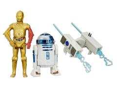 "Star Wars 3.75"" R2D2 & C3PO 2-Pack (The Force Awakens)"