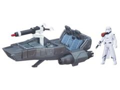 "Star Wars 3.75"" First Order Snow Speeder (The Force Awakens)"