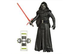 "Star Wars 3.75"" Jungle and Space Kylo Ren (The Force Awakens)"