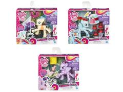 My Little Pony Explore Equestria Posable Figure Wave 01 - Set of 3
