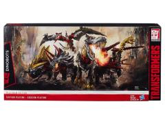 Transformers:  The Age of Extinction Platinum Edition Dinobots G1 Repaint