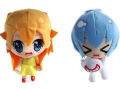 Evangelion Plush Set of 2
