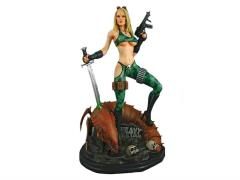 Alien Marine Girl 1/4 Scale Statue (LE 600)