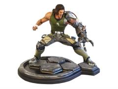 "1/4 Scale Nathan ""Rad"" Spencer Statue"