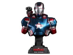 Iron Man 3 HTB12 Iron Patriot 1/4th Scale LE Collectible Bust