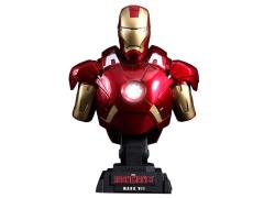 Iron Man Mark VII 1/4 Scale Collectible Bust