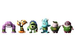 Monsters University Cosbaby - Set of 6