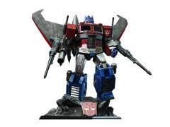TF001 The Transformers 01 - Optimus Prime (Starscream Version)