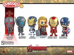 Avengers: Age of Ultron Cosbaby Vinyl Collectible Box Set of 6 Figures