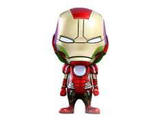 Avengers: Age of Ultron Cosbaby Vinyl Collectible Iron Man Mark XLIII