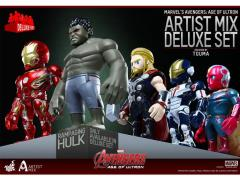 Avengers: Age of Ultron Artist Mix Collectible Figure Series 02 Set of 5