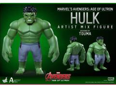 Avengers: Age of Ultron Artist Mix Collectible Figure Series 02 Hulk