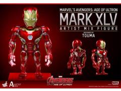 Avengers: Age of Ultron Artist Mix Collectible Figure Series 02 Iron Man Mark XLV