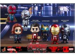 Avengers: Age of Ultron Cosbaby Vinyl Collectible Series 02 Set of 7