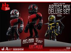 Ant-Man Artist Mix Collection Deluxe Set of 3