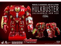 Avengers: Age of Ultron Artist Mix Collectible Figure Hulkbuster Jackhammer Arm Version