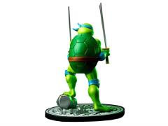 Leonardo On Defeated Mouser Limited Edition Statue