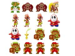 "World of Nintendo 2.50"" Limited Articulation Figures Series 05 - Case of 16"