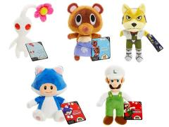 World of Nintendo Plush Wave 06 - Set of 5
