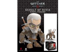 The Witcher III Wild Hunt Vinyl Figure - Geralt of Rivia