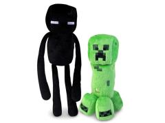 "Minecraft 7"" Hostile Plush - Case of 9"