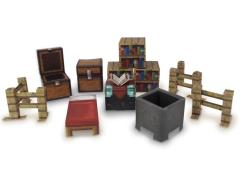 Minecraft Papercraft - Utility Pack