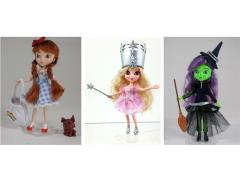"The Wizard of Oz 5"" Figure - Set of 3"