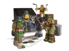 TMNT Paper Craft - Team Ninjas Turtle Pack