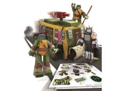 TMNT Paper Craft - Shellraiser Vehicle Pack