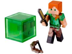 "Minecraft 3"" Core Alex With Accessory"