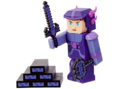"Terraria Basic Collectors 3"" Figure -  Shadow Armor With Accessories"