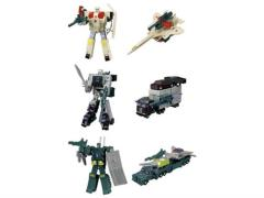 Transformers Kabaya Gum Plus Series 7 Box of 8 Model Kits