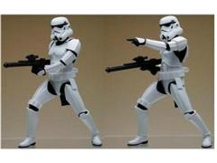 Star Wars ArtFX+ Stormtrooper Statue Two Pack
