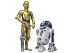 Star Wars ArtFX+ R2-D2 & C-3P0 Statue Two Pack