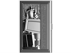 Transformers Stainless Steel Business Card Holder - Optimus Prime