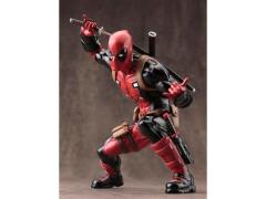 Marvel Now ArtFX+ Deadpool Statue