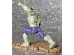 The Avengers Age of Ultron Rampaging Hulk ArtFX+ Statue - Exclusive