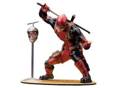 Marvel Now ArtFX+ Deadpool Statue SDCC 2015 Exclusive