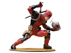 SDCC 2015 Exclusive Marvel Now Deadpool 1/10 Scale ArtFX+ Statue