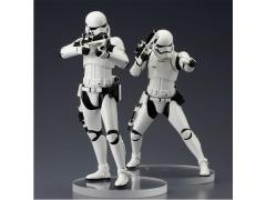 Star Wars ArtFX+ First Order Stormtrooper Statue Two Pack (The Force Awakens)