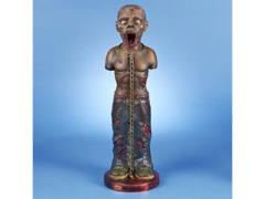 "The Walking Dead 15"" Pet Zombie Nut Cracker"