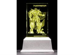 Transformers: Age of Extinction Premium Crystal Bumblebee