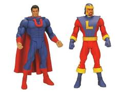 DC Universe Classics Two-Packs - Alexander Luthor & Ultraman