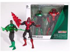 "NYCC 2012 Exclusive 3.75"" John Stewart & Atrocitus Two-Pack"