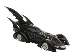 Hot Wheels 1:18 Scale Elite Cult Classic 1995 Batman Forever Batmobile