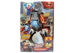 Superman: Man of Steel Quickshots Figure - Battle For Metropolis