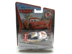 Exclusive Lightning Mcqueen With Metallic Finish
