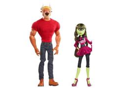 Monster High Manny Taur & Iris Clops Two Pack SDCC 2014 Exclusive