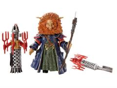 Masters of the Universe Classics Gwildor with Cosmic Key Prototype