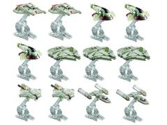 Star Wars Hot Wheels Starship Wave 01 - Case of 12